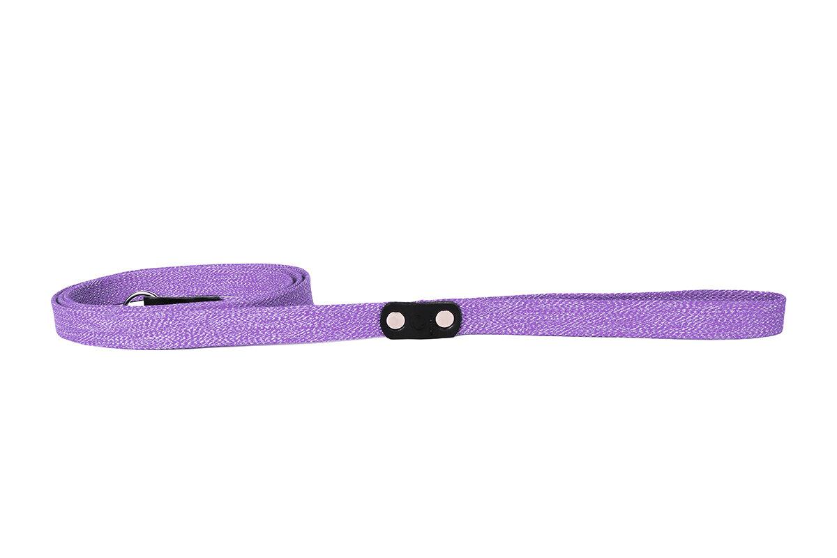 """Collar Поводок х/б тесьма """"CoLLaR"""" (ширина 20мм, длина 200см) фиолетовый 03409 Kormberi.ru магазин товаров для ваших животных"""