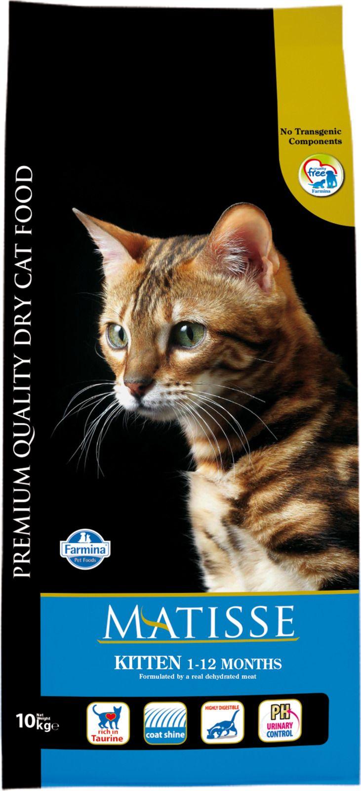 MATISSE (10кг)  Д/Котят Курица (chiken) Kitten Kormberi.ru магазин товаров для ваших животных