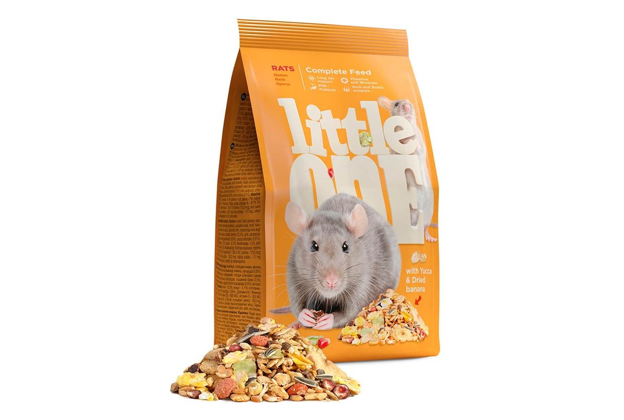 Little One Little One для крыс 900 гр Kormberi.ru магазин товаров для ваших животных