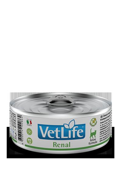 Farmina Vet Life Renal ( 85г) д/к при заболеваниях мочевыводящих путей Kormberi.ru магазин товаров для ваших животных