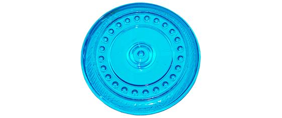 №1 N1 Игрушка для собак Фрисби, диам.23 см, 1х72 шт, термополипропилен Т1005 Kormberi.ru магазин товаров для ваших животных