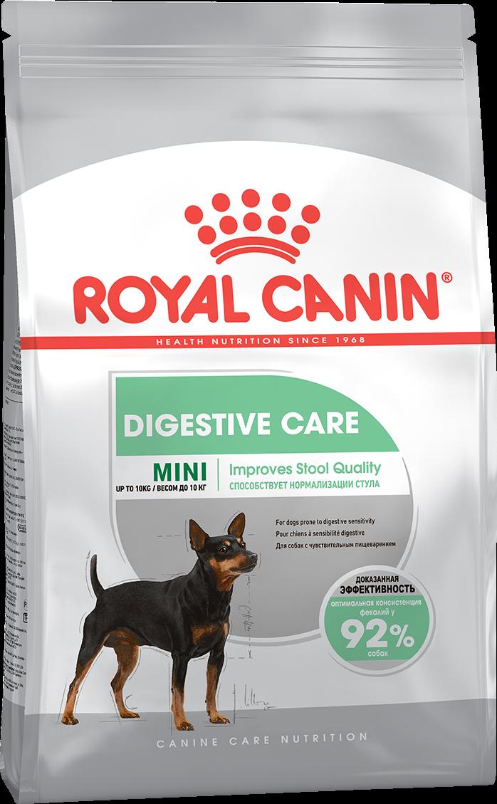 Royal Canin Мини Дайджестив 3кг Kormberi.ru магазин товаров для ваших животных
