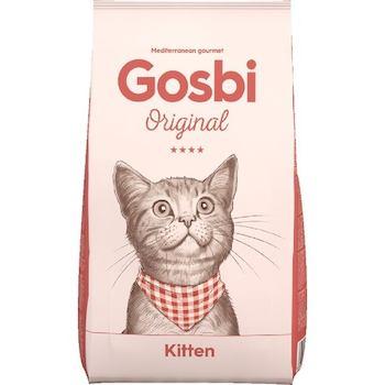 Gosbi Original CAT ( 7кг)  Д/Котят Kitten Kormberi.ru магазин товаров для ваших животных