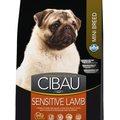 Farmina CIBAU (  800г) для собак мелк. Ягнёнок (lamb) Sensitive Mini (уп10) Kormberi.ru магазин товаров для ваших животных
