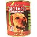 ЗООГУРМАН BIG DOG (850г) для собак ж/б Телятина Кролик (уп9) Kormberi.ru магазин товаров для ваших животных