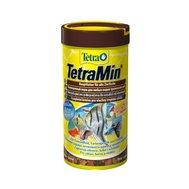 Корм основной для всех видов рыб Tetra Min  250l хлопья 762718 Kormberi.ru магазин товаров для ваших животных