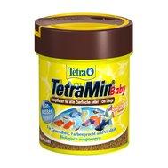 Корм для мальков Tetra Min  Baby 66 ml 199156 490043 В Kormberi.ru магазин товаров для ваших животных