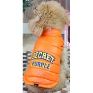 Куртка без рук заклепки оранжевая XC ДА1207ВХС Kormberi.ru магазин товаров для ваших животных