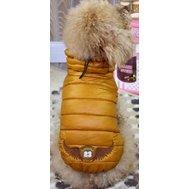 Куртка без рук золотая XC ДА1212ВХС Kormberi.ru магазин товаров для ваших животных