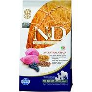 Farmina N&D AG (12кг) д/с всех пород низкозерн. Ягнёнок Черника (lamb blueberry) Adult Kormberi.ru магазин товаров для ваших животных