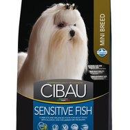 Farmina CIBAU ( 2,5кг) д/с мелк. Рыба (fish) Sensitive Mini  (!) Kormberi.ru магазин товаров для ваших животных