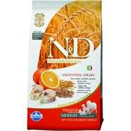 Farmina N&D LG ( 2,5кг) д/с всех пород Треска Апельсин (gudfish orang) Adult (уп4) Kormberi.ru магазин товаров для ваших животных