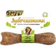 """Зубочистики """"Зубочистики"""" для собак средних пород со вкусом морских водорослей (95г) 73303792 Kormberi.ru магазин товаров для ваших животных"""