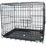 №1 №1 Клетка  д/дом. животн. две двери 61*44*50 6,4 кг ДКс041С Kormberi.ru магазин товаров для ваших животных