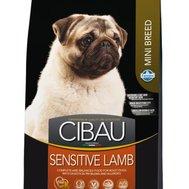 Farmina CIBAU (  800г) д/с мелк. Ягнёнок (lamb) Sensitive Mini (уп10)  (!) Kormberi.ru магазин товаров для ваших животных
