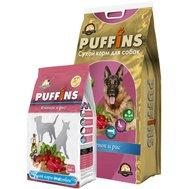 PUFFINS Puffins (15кг) д/с Ягнёнок Рис Kormberi.ru магазин товаров для ваших животных