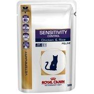 Royal Canin Сенситивити Контроль цыпл./рис (фелин) 0,085 кг пауч Kormberi.ru магазин товаров для ваших животных
