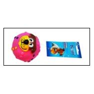 УЮТ Мяч собака разноцвет. 6,5см, винил ИШ5 Kormberi.ru магазин товаров для ваших животных