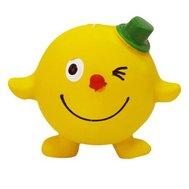 №1 №1 Игрушка д/собак Весёлый апельсин с пищалкой латекс 7см ЛС39 Kormberi.ru магазин товаров для ваших животных