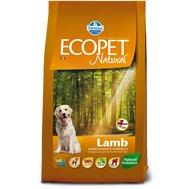 Farmina Ecopet Natural (12кг) д/с мелк. Ягнёнок (lamb) Mini Kormberi.ru магазин товаров для ваших животных