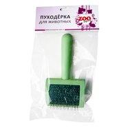 23072 пуходерка пластмассовая малая с каплей Kormberi.ru магазин товаров для ваших животных
