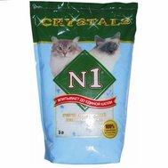 Наполнитель №1 Cristals- (силикагелевый) 3л 1,2кг (уп10) Kormberi.ru магазин товаров для ваших животных
