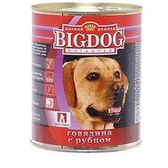 ЗООГУРМАН BIG DOG (850г) д/с ж/б Говядина Рубец (уп9) Kormberi.ru магазин товаров для ваших животных