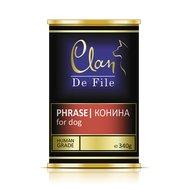 Clan CLAN De File (340г) д/с ж/б Конина (уп-12шт) №65 Kormberi.ru магазин товаров для ваших животных