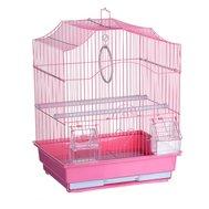 Клетка д/птиц 412 35х28х43см (уп18) Kormberi.ru магазин товаров для ваших животных