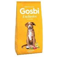 Gosbi Exclusive ( 3кг)  Д/Щ средн.крупн. низкозерн Ягнёнок Рыба (lamb fish) Junior Kormberi.ru магазин товаров для ваших животных