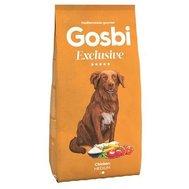 Gosbi Exclusive ( 3кг) д/с средн. низкозерн. Курица (chicken) Medium Kormberi.ru магазин товаров для ваших животных