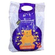 Хочу Ещё Наполнитель золотой  бентонитовый для длинношерстных 10 кг (уп2) + Лакомство 35 г Kormberi.ru магазин товаров для ваших животных