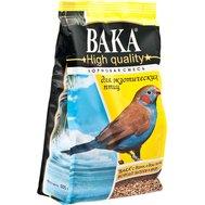 Вака Корм ВАКА High Quality д/экзотических птиц 500г (уп10) Kormberi.ru магазин товаров для ваших животных
