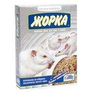 Жорка ЖОРКА 500г д/крыс мышей (уп14) Kormberi.ru магазин товаров для ваших животных