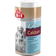 """8 in 1 Витамины """"8 В 1"""" д/собак 155т EXCEL CALCIUM 109402 (КАЛЬЦИЙ) (уп36) Kormberi.ru магазин товаров для ваших животных"""