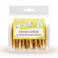 Dog Fest Куриная нарезка на жевательной палочке 500г.(уп20) 928887681 Kormberi.ru магазин товаров для ваших животных