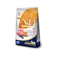 Farmina N&D LG ( 7кг) д/с мелк.карлик. Ягнёнок Черника (lamb blueberry) Adult Mini Kormberi.ru магазин товаров для ваших животных