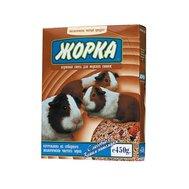 Жорка ЖОРКА 450г корм для морских свинок (уп14) Kormberi.ru магазин товаров для ваших животных