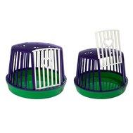 №1 №1 Переноска для мелких грызунов, неукомплектованная РПГ02 Kormberi.ru магазин товаров для ваших животных