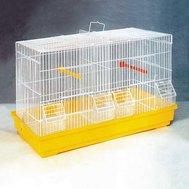 Вестерн Клетка д/птиц 520 58х32х37см (уп10) Kormberi.ru магазин товаров для ваших животных