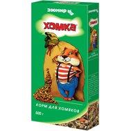 """Зоомир ЗООМИР """"Хомка"""" корм для мелких грызунов 500 г (уп18) Kormberi.ru магазин товаров для ваших животных"""
