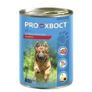 Прохвост PROXVOST (850г) д/с Говядина (уп24) Kormberi.ru магазин товаров для ваших животных