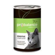 ProBalance ProBalanse SENSITIVE  (415г) д/к чувствит. пищ-ем (уп12) Kormberi.ru магазин товаров для ваших животных