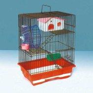 Вестерн Клетка д/грызунов В КОМПЛЕКТЕ 125 30х23х41см (кп6) Kormberi.ru магазин товаров для ваших животных