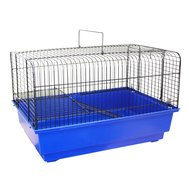 №1 №1 Клетка д/грызуна 37х26х23 см, с этажом, цветная РПК13 Kormberi.ru магазин товаров для ваших животных
