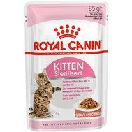 Royal Canin Киттен Стерилайзд 0,085 кг Kormberi.ru магазин товаров для ваших животных