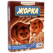 Жорка ЖОРКА 450г д/хомяков (уп14) Kormberi.ru магазин товаров для ваших животных