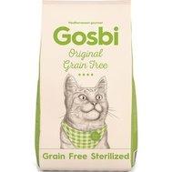 Gosbi Original CAT ( 1кг) д/к  стерилиз. STERILIZED Kormberi.ru магазин товаров для ваших животных