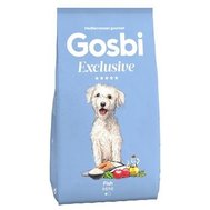 Gosbi Exclusive (  500г) д/с мелк. пород низкозерн. Рыба (fish) Mini Kormberi.ru магазин товаров для ваших животных