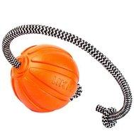 Collar Мячик ЛАЙКЕР Корд на шнуре, диаметр 7см 6296 Kormberi.ru магазин товаров для ваших животных